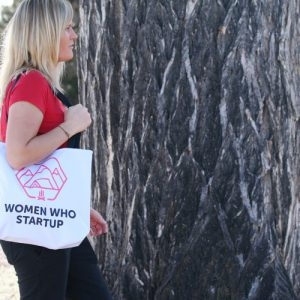 Women Who Startup Official Tote bag