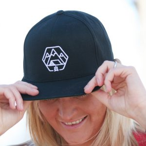 Women Who Startup Symbol Snapback, Front