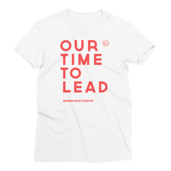 Our Time To Lead Tee, Women's